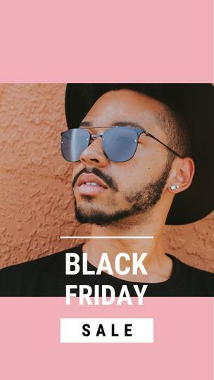 Black Friday Fashion Sale