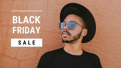 Black Friday Fashion Sale