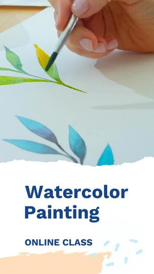 Online Painting Class