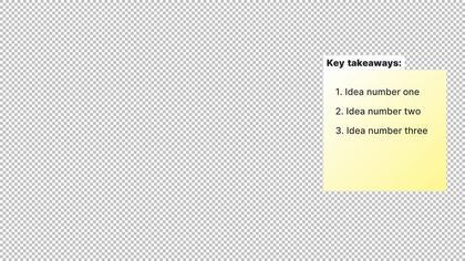 Key Takeaways — Wave.video Theme