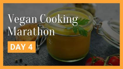 Vegan Cooking Marathon