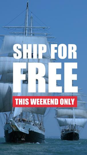 Free Shipping Special Offer