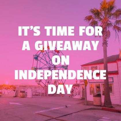 Independence Day Giveaway