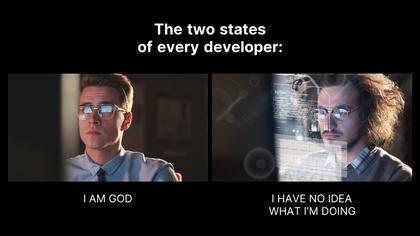 Developer Meme