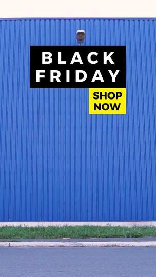 Black Friday Shop Now