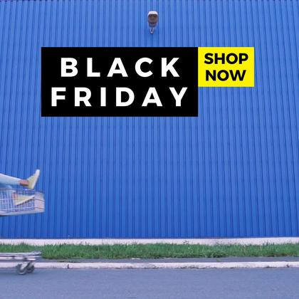 Black Friday Shop Now