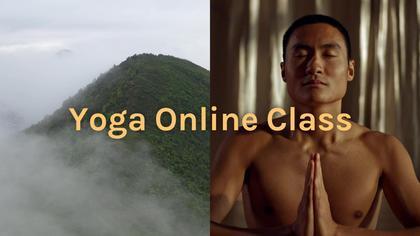 Yoga Online Class