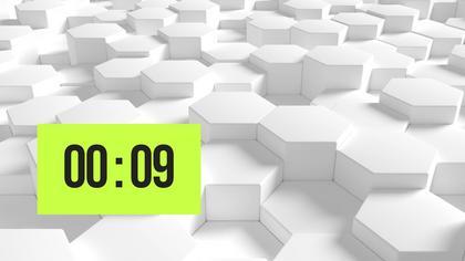 Countdown — Honeycomb Theme