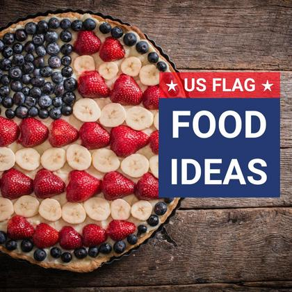 US Flag Food Ideas