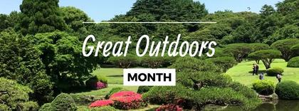 Great Outdoors Month