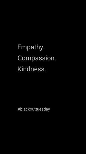 Empathy, Compassion, Kindness