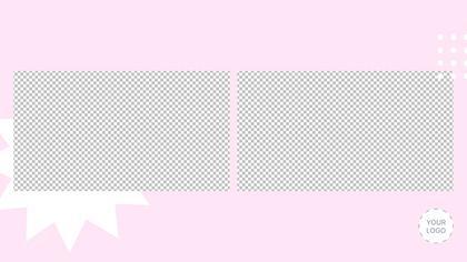 2 Frames Overlay — Acid Pastel Theme