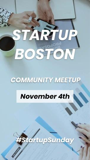 #StartupSunday