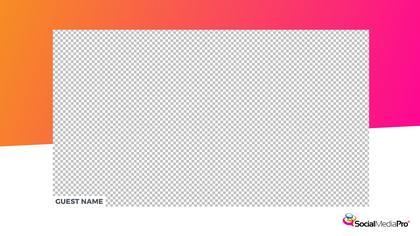 1 Frame Overlay — SMD Summit Theme