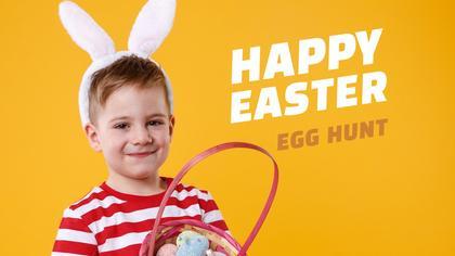 Happy Easter Egg Hunt