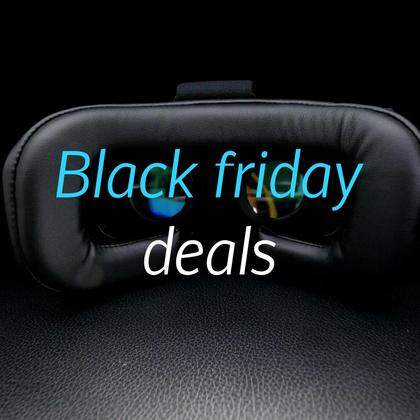 Black Friday Deals. Tech