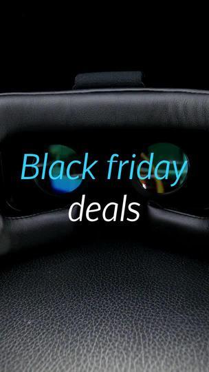 Black Friday Deals. Tech